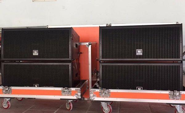 Loa array Nanomax Chính hãng