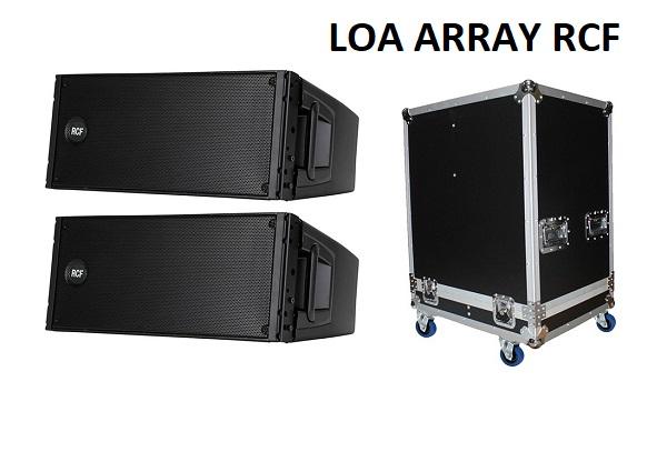 Khách hàng nên mua loa array RCF tại Phúc Hưng Audio để đảm bảo là hàng chính hãng