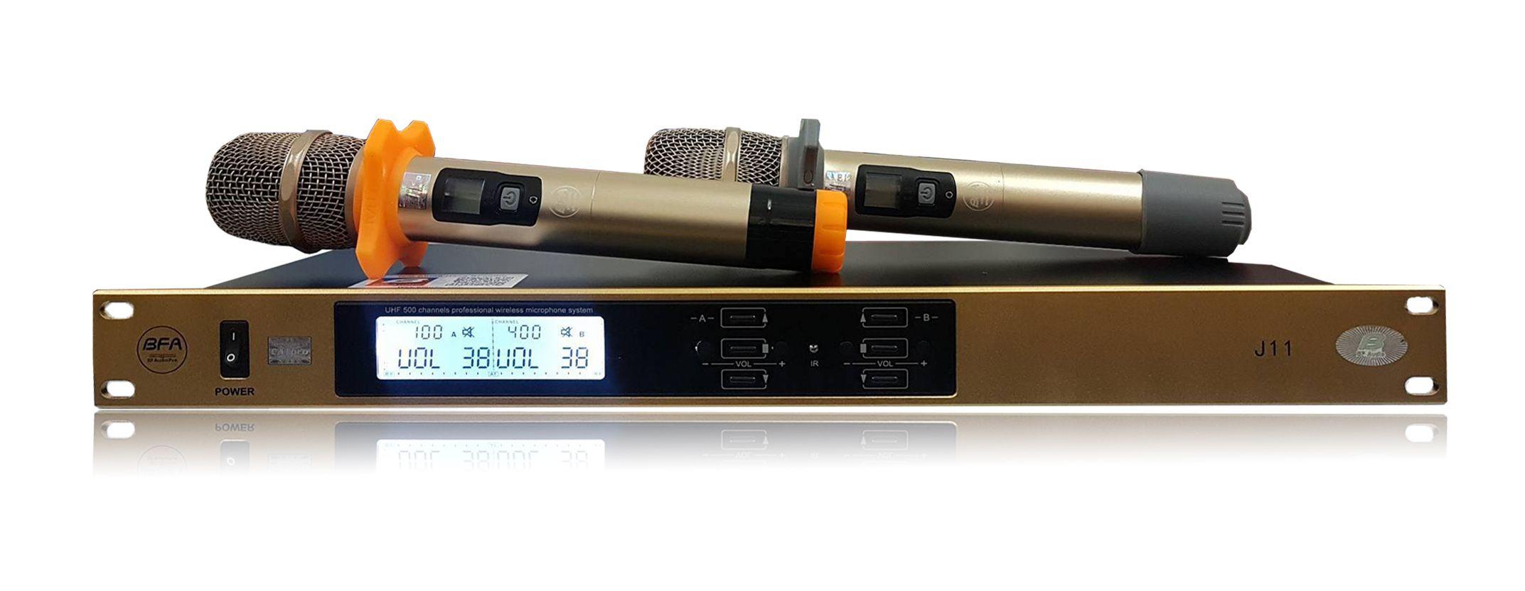 Micro BFaudio J11