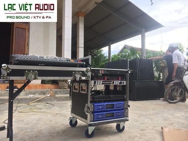 Phúc Hưng Audio lắp đặt miễn phí cho khách hàng tận nơi