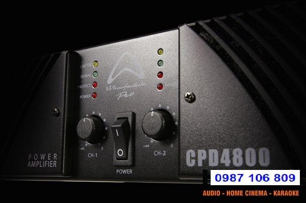 Chi tiết Cục đẩy Wharfedale CPD 4800