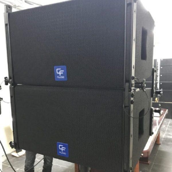 Loa array liền công suất CF LA2