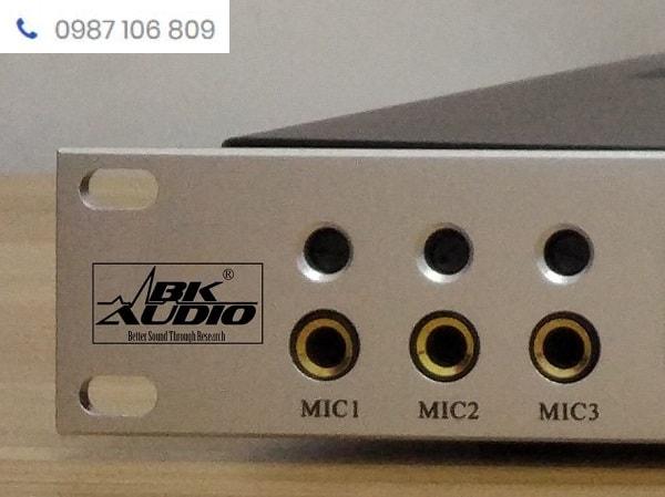 cổng mic vang số Bk-GR700