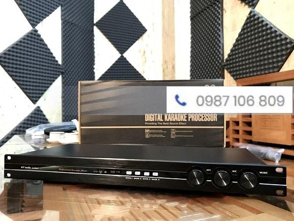 Vang số KV Audio K1000II thiết kế ấn tượng