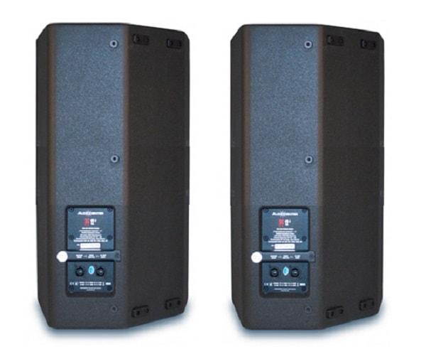 Mặt sau Loa Audiocenter PF12+