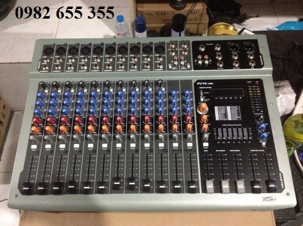 bàn mixer Peavey PV14