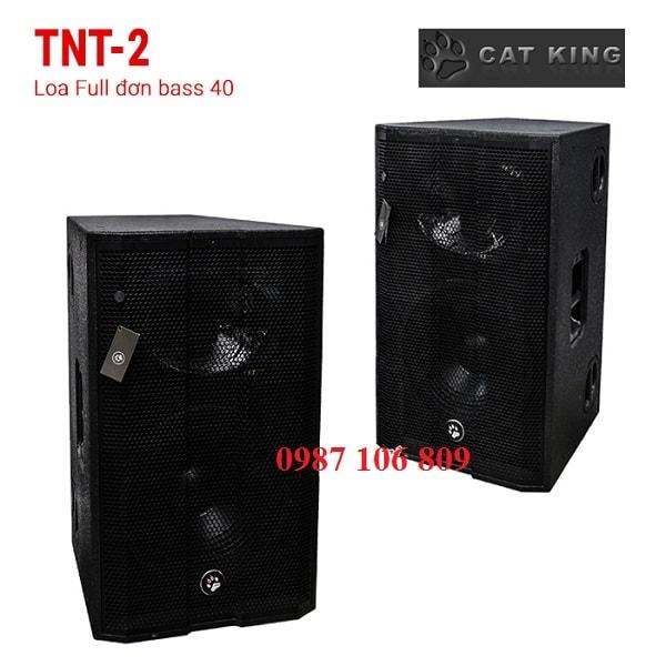 Loa Cat King TNT-2 chính hãng