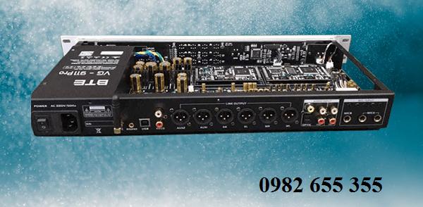 Chi tiết Vang số BTE VG-911 Pro