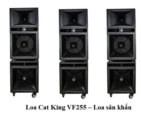 Loa Cat King VF255 – Loa sân khấu