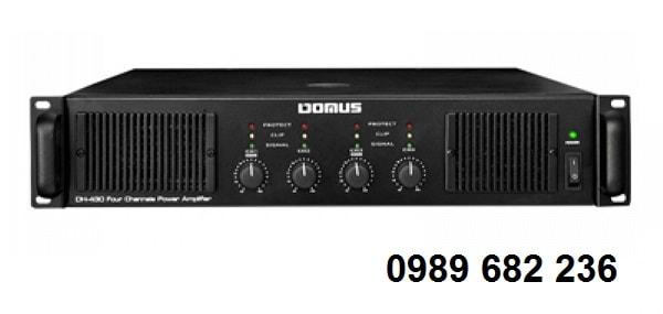 Cục đẩy DH-460 cho hệ thống âm thanh sân khấu nhỏ