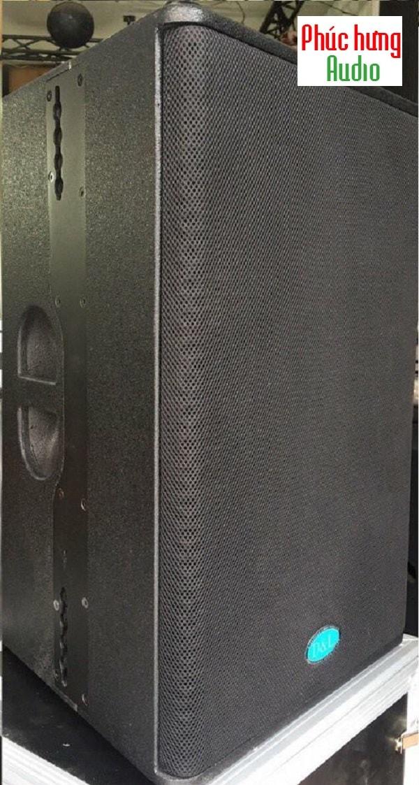 Hình ảnh Loa hỏa tiễn D&L LB-212