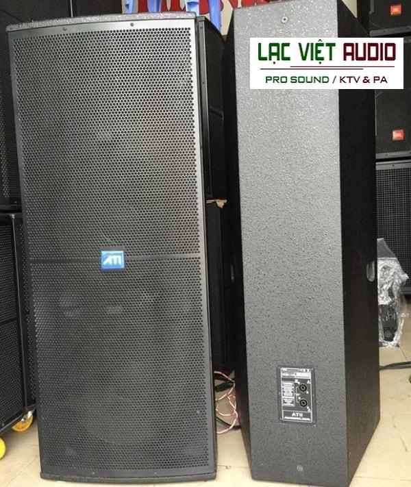 Loa sân khấu ATI A-125 tại Phúc Hưng audio