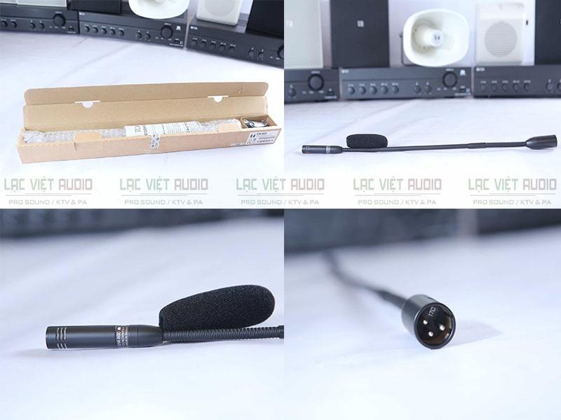 Micro TOA EM-800 sở hữu nhiều tính năng vượt trội cùng thiết kế đẹp mắt
